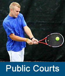 Learn more about the annual Charleston Area Tennis Association's Public Courts Tournament