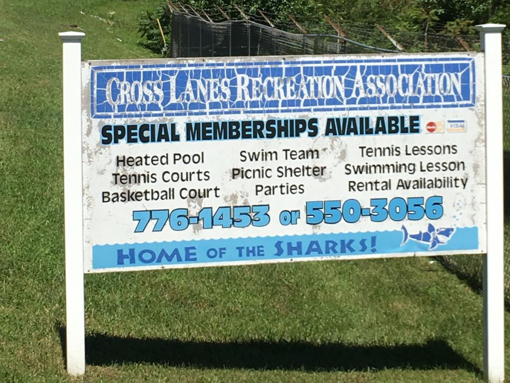 Cross Lanes Recreation Association Cross Lanes, WV (Private)